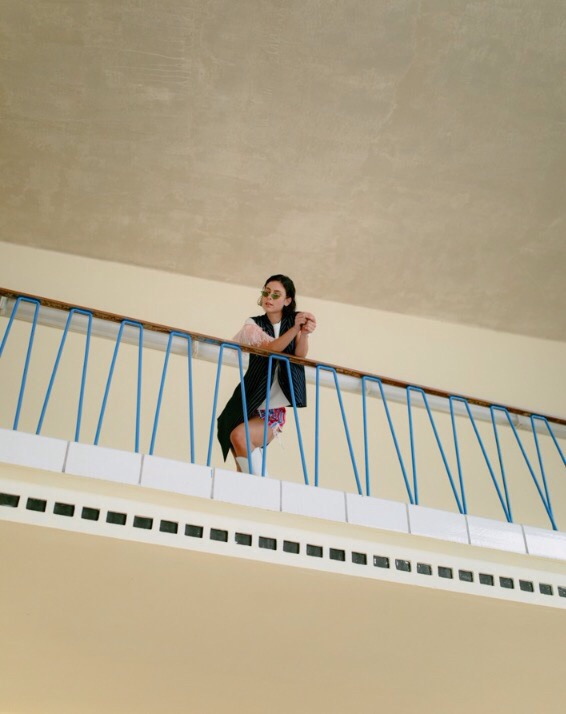 Фото: Lena в журнале Jolie