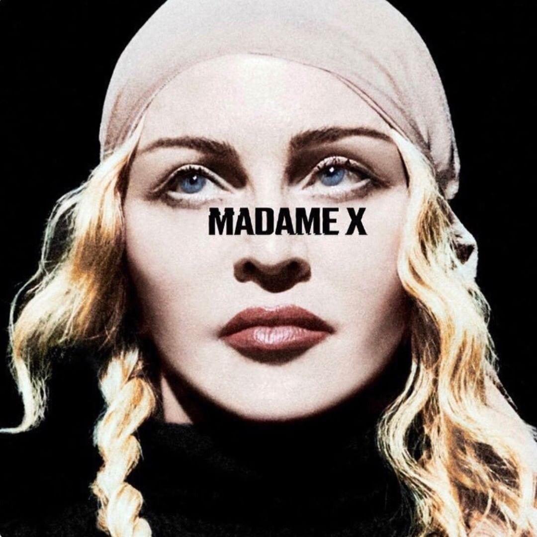 "Мадонна обнародовала треклист и обложку альбома ""Madame X"""