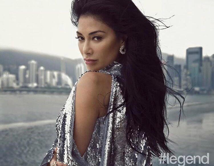 Nicole Scherzinger Legend Magazine 2 - Фото: Николь Шерзингер в журнале #Legend