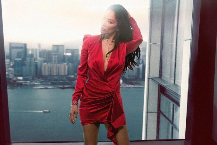 Nicole Scherzinger Legend Magazine 3 - Фото: Николь Шерзингер в журнале #Legend
