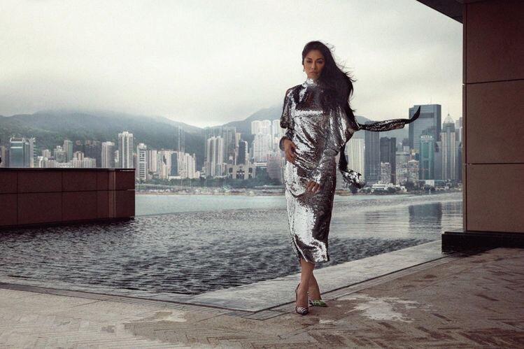 Nicole Scherzinger Legend Magazine 4 - Фото: Николь Шерзингер в журнале #Legend