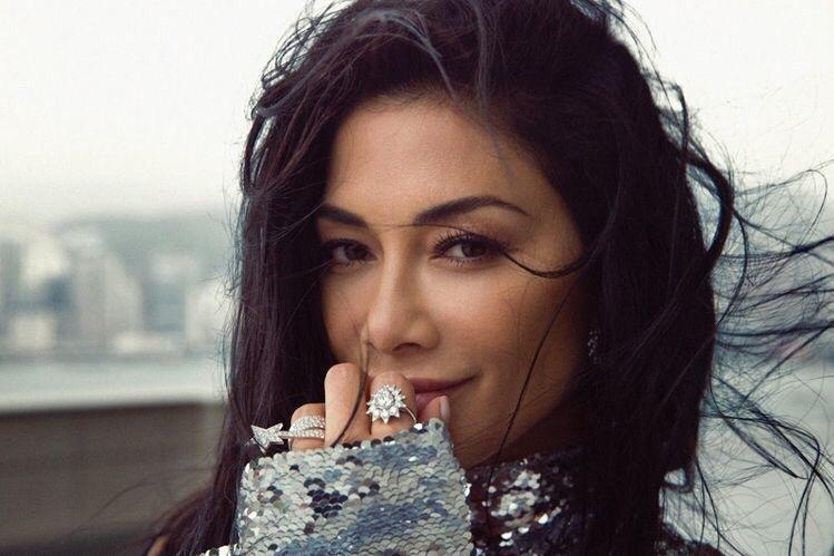 Nicole Scherzinger Legend Magazine 5 - Фото: Николь Шерзингер в журнале #Legend