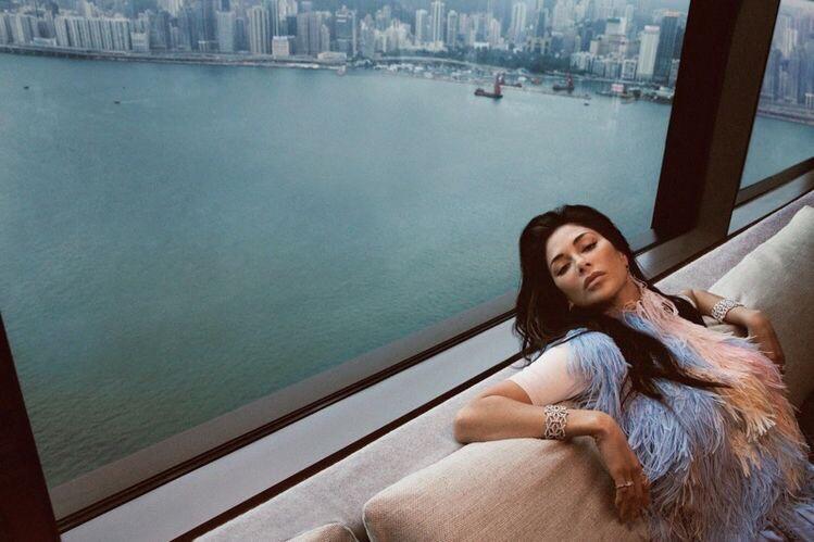 Nicole Scherzinger Legend Magazine 9 - Фото: Николь Шерзингер в журнале #Legend