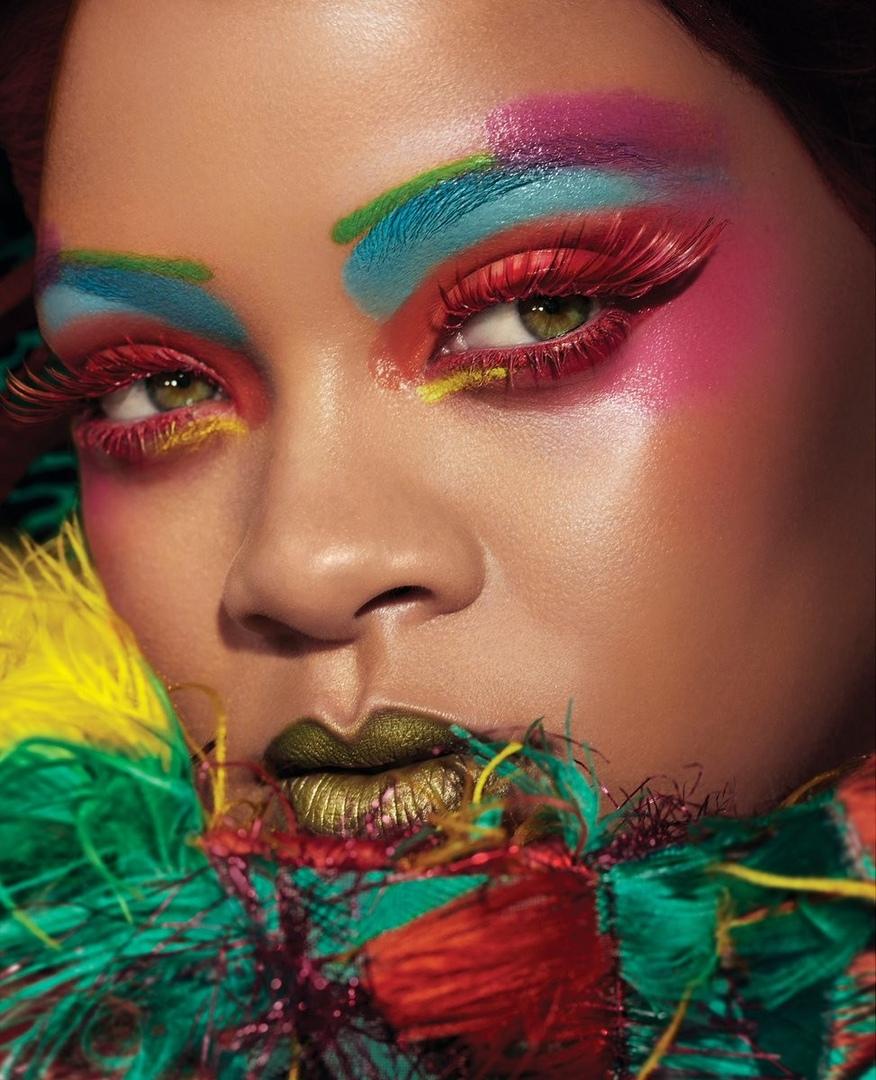 Rihanna Harper s Bazaar 12 - Фото: Рианна на обложке Harper's Bazaar