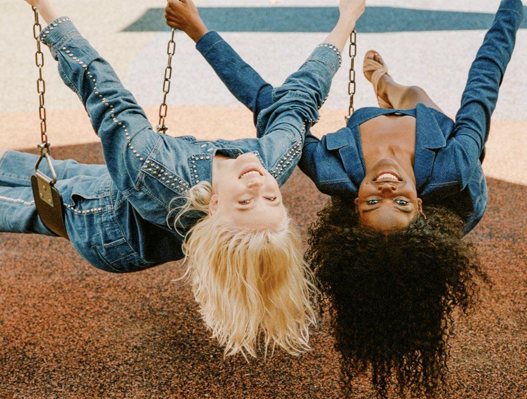 Фото: Зара Ларссон для журнала Porter Edit