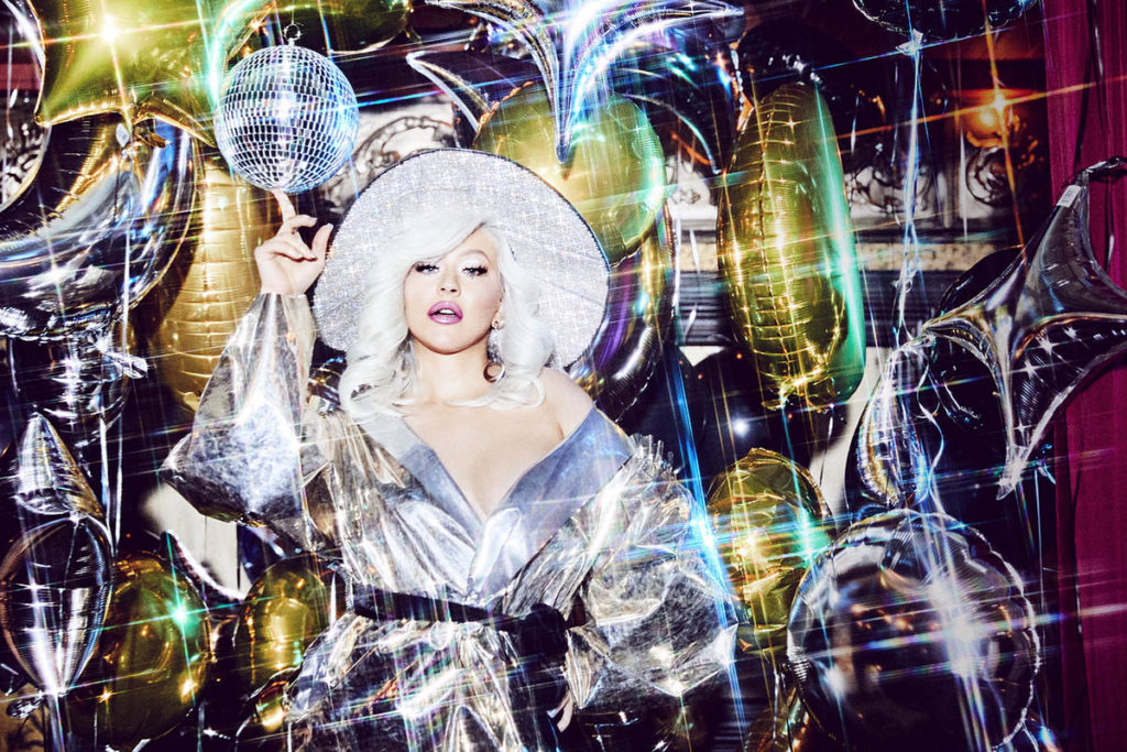 "Christina Aguilera Galore Photoshoot 2019 1 - Фото: Кристина Агилера на обложке ""Galore"""