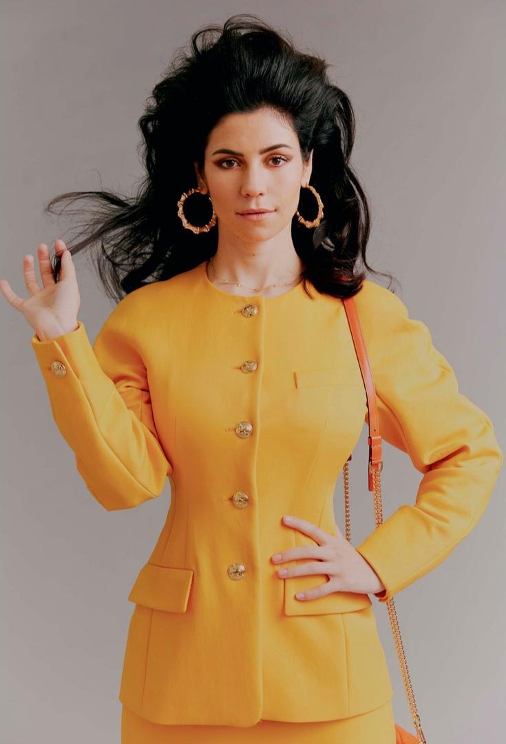Фото: Marina для журнала Gay Times