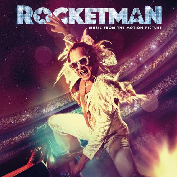 rocketman 600x600 - Саундтрек к фильму «Рокетмен»