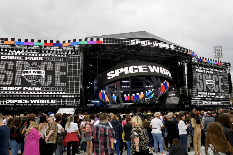 """Воссоединившиеся Spice Girls отправились в тур """"Spice World – 2019 Tour"""""""