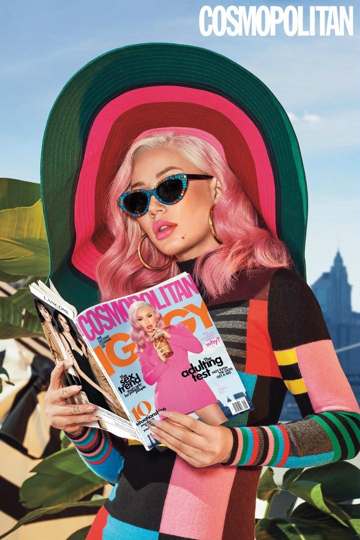Iggy Azalea Cosmopolitan 3 - Фото: Игги Азалия для Cosmopolitan