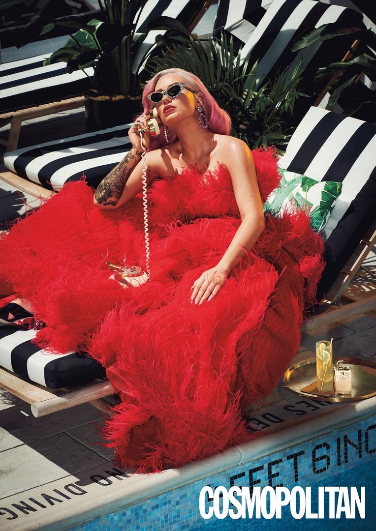 Iggy Azalea Cosmopolitan 7 - Фото: Игги Азалия для Cosmopolitan