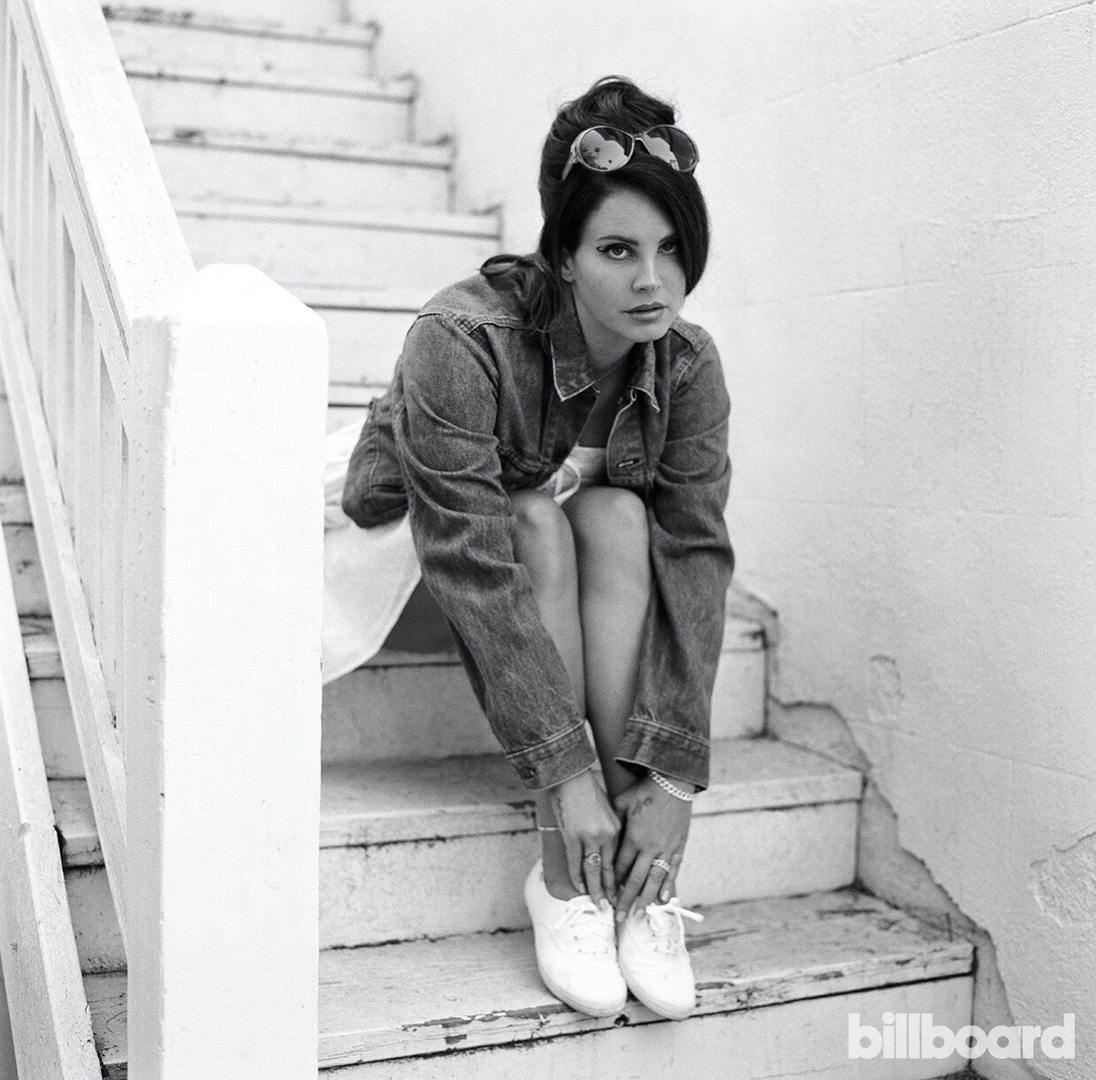 Lana Del Rey Billboard 2019 3 - Фото: Лана Дель Рей на обложке Billboard