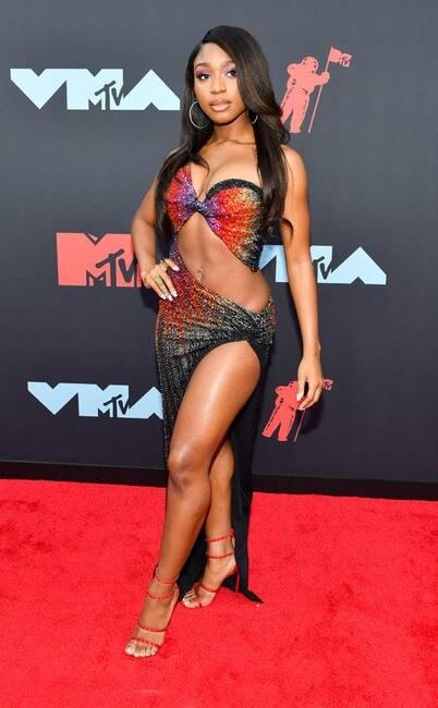 MTV VMA 2019 Normani - MTV Video Music Awards 2019: лучшие и худшие наряды (16 фото)