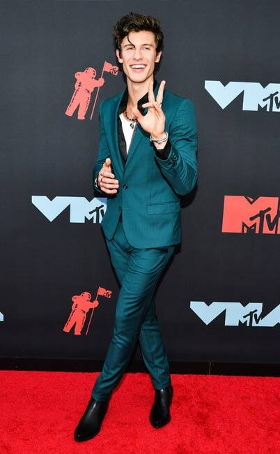 MTV VMA 2019 Shawn Mendes - MTV Video Music Awards 2019: лучшие и худшие наряды (16 фото)