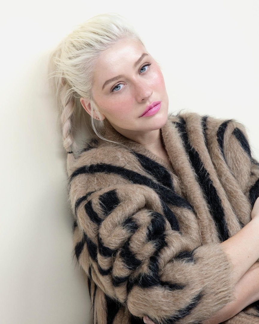 Christina Aguilera The Sunday Times Style 6 - Фото: Кристина Агилера для The Sunday Times Style