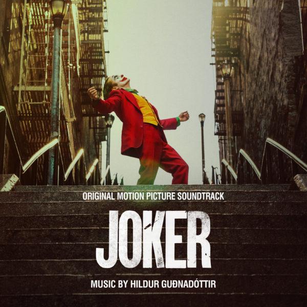 """Joker Soundtrack 600x600 - Саундтрек к фильму """"Джокер"""""""