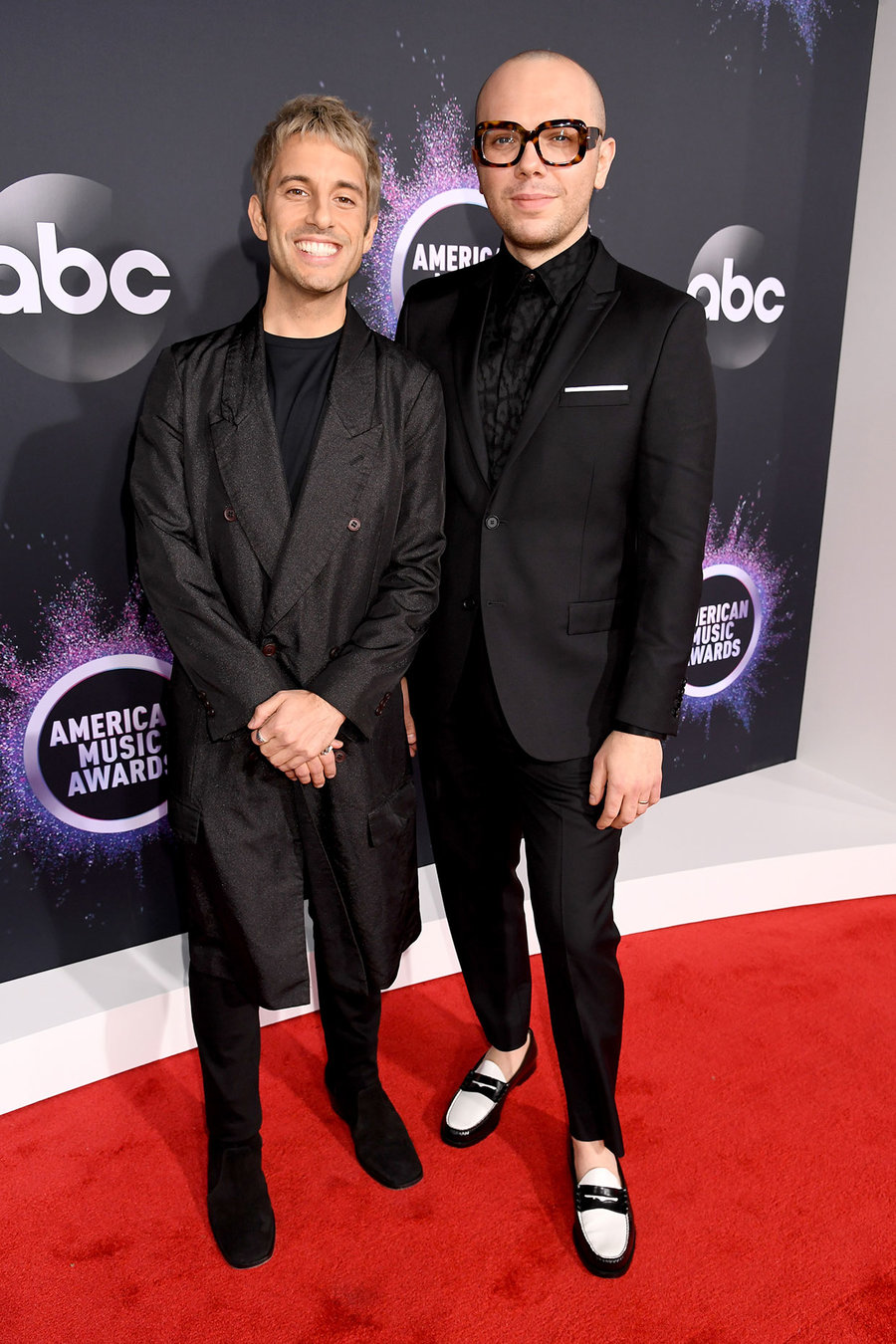 A Great Big World 2019AmericanMusicAwards - American Music Awards 2019: Фотографии с красной дорожки