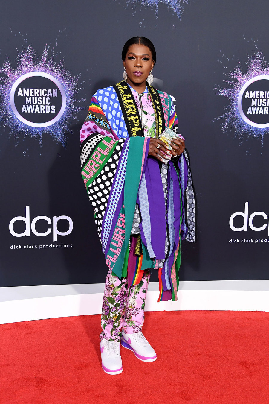 Big Freedia 2019AmericanMusicAwards - American Music Awards 2019: Фотографии с красной дорожки