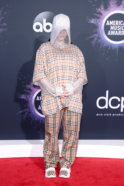 Billie Eilish 3 2019AmericanMusicAwards - American Music Awards 2019: Фотографии с красной дорожки