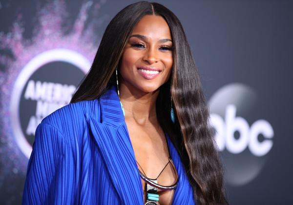 Ciara 2 2019AmericanMusicAwards - American Music Awards 2019: Фотографии с красной дорожки
