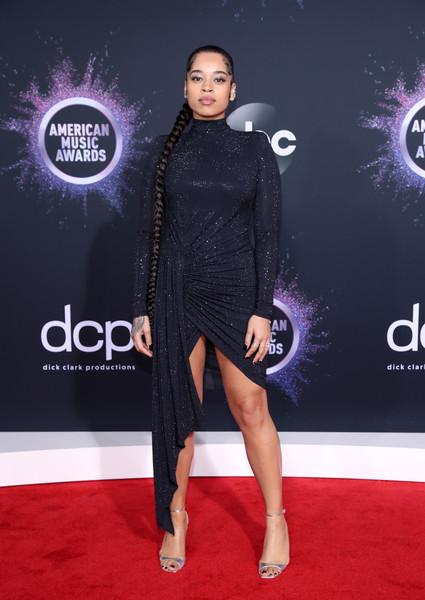 Ella Mai 2 2019AmericanMusicAwards - American Music Awards 2019: Фотографии с красной дорожки