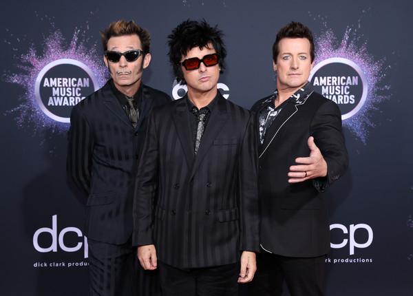 Green Day 2019AmericanMusicAwards - American Music Awards 2019: Фотографии с красной дорожки