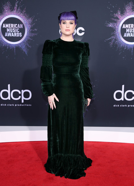 Kelly Osbourne 2019AmericanMusicAwards - American Music Awards 2019: Фотографии с красной дорожки