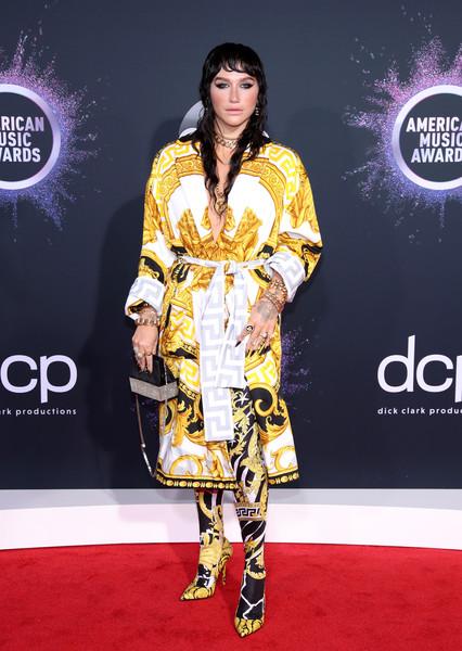 Kesha 2 2019AmericanMusicAwards - American Music Awards 2019: Фотографии с красной дорожки