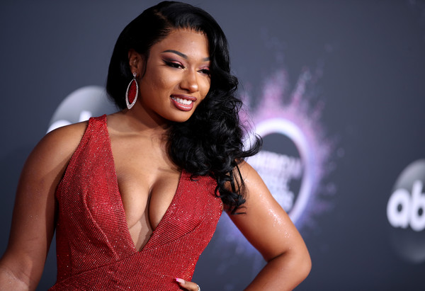 Megan Thee Stallion 2 2019AmericanMusicAwards - American Music Awards 2019: Фотографии с красной дорожки