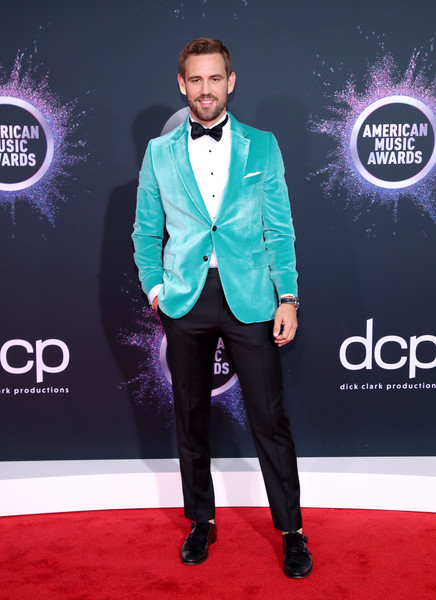 Nick Wall 2019AmericanMusicAwards - American Music Awards 2019: Фотографии с красной дорожки