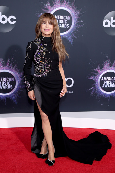 Paula Abdul 2019AmericanMusicAwards - American Music Awards 2019: Фотографии с красной дорожки