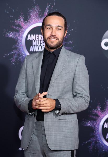 Pete Wentz 2019AmericanMusicAwards - American Music Awards 2019: Фотографии с красной дорожки