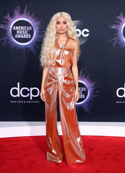 Pia Mia 2019AmericanMusicAwards - American Music Awards 2019: Фотографии с красной дорожки