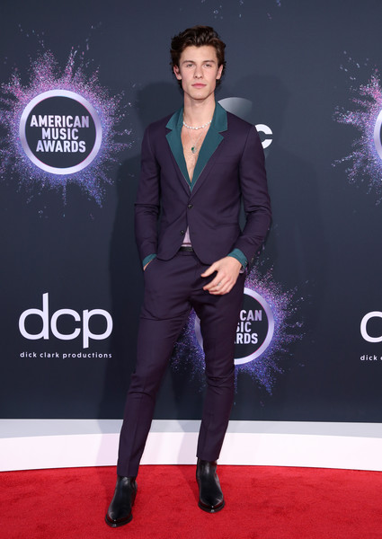 Shawn Mendes 2019AmericanMusicAwards - American Music Awards 2019: Фотографии с красной дорожки