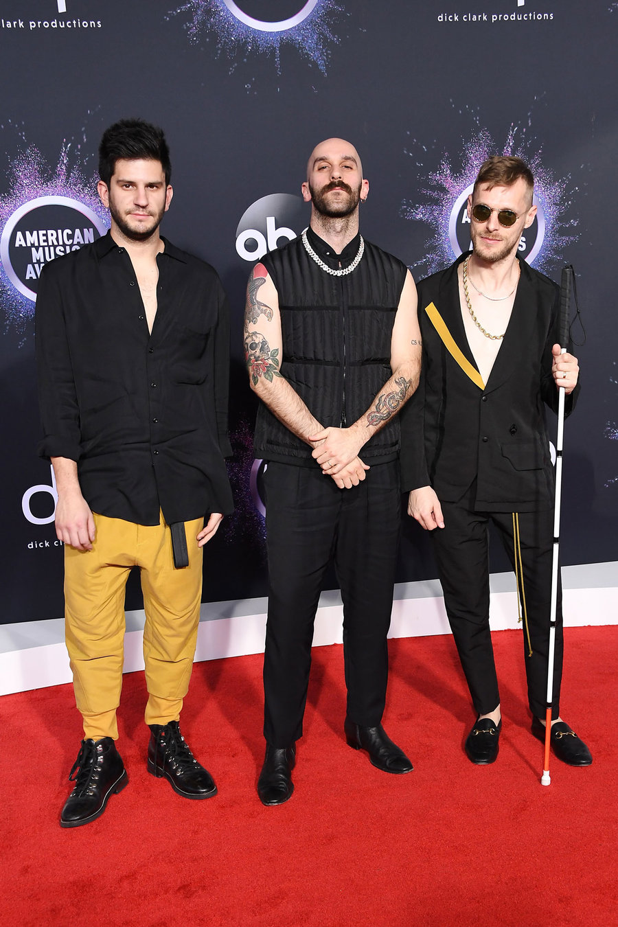 X Ambassadors 2019AmericanMusicAwards - American Music Awards 2019: Фотографии с красной дорожки