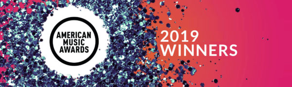 ama 2019 winners 600x179 - American Music Awards 2019: ПОБЕДИТЕЛИ