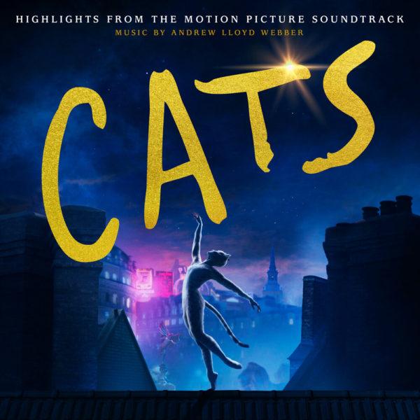 cats ost 600x600 - Саундтрек к фильму «Кошки»
