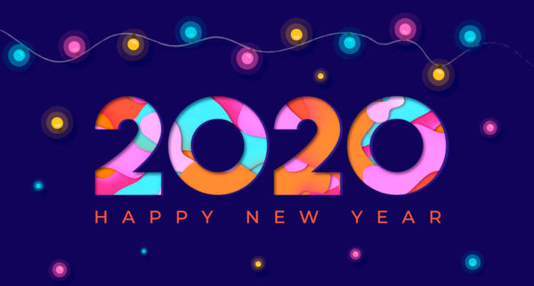 happy new year 2020 600x322 - С Новым годом!