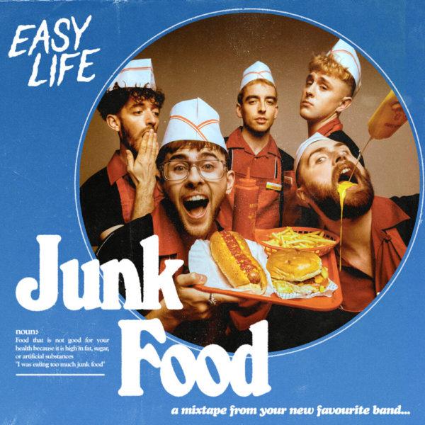 Easy Life Junk Food Mixtape 600x600 - Easy Life - Junk Food (Mixtape)