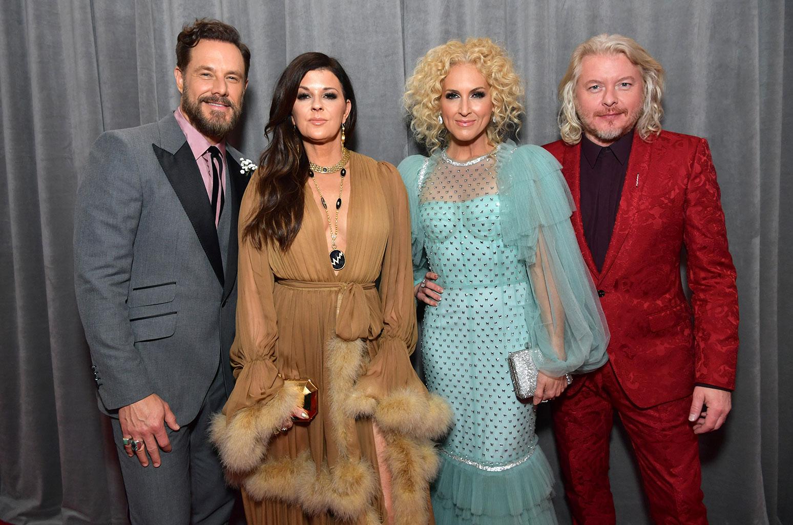 GRAMMY Awards 2020: фотографии с красной дорожки