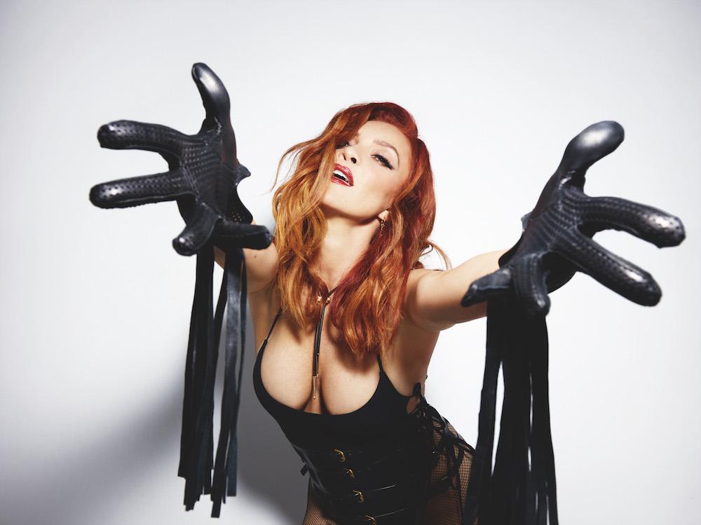 Фото: The Pussycat Dolls для Hunger Magazine