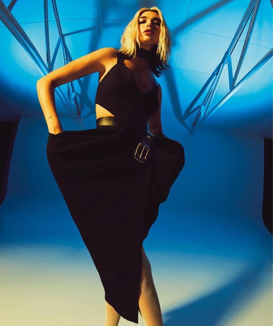 Dua Lipa Vogue Australia 5 - Фото: Дуа Липа на обложке австралийского «Vogue»