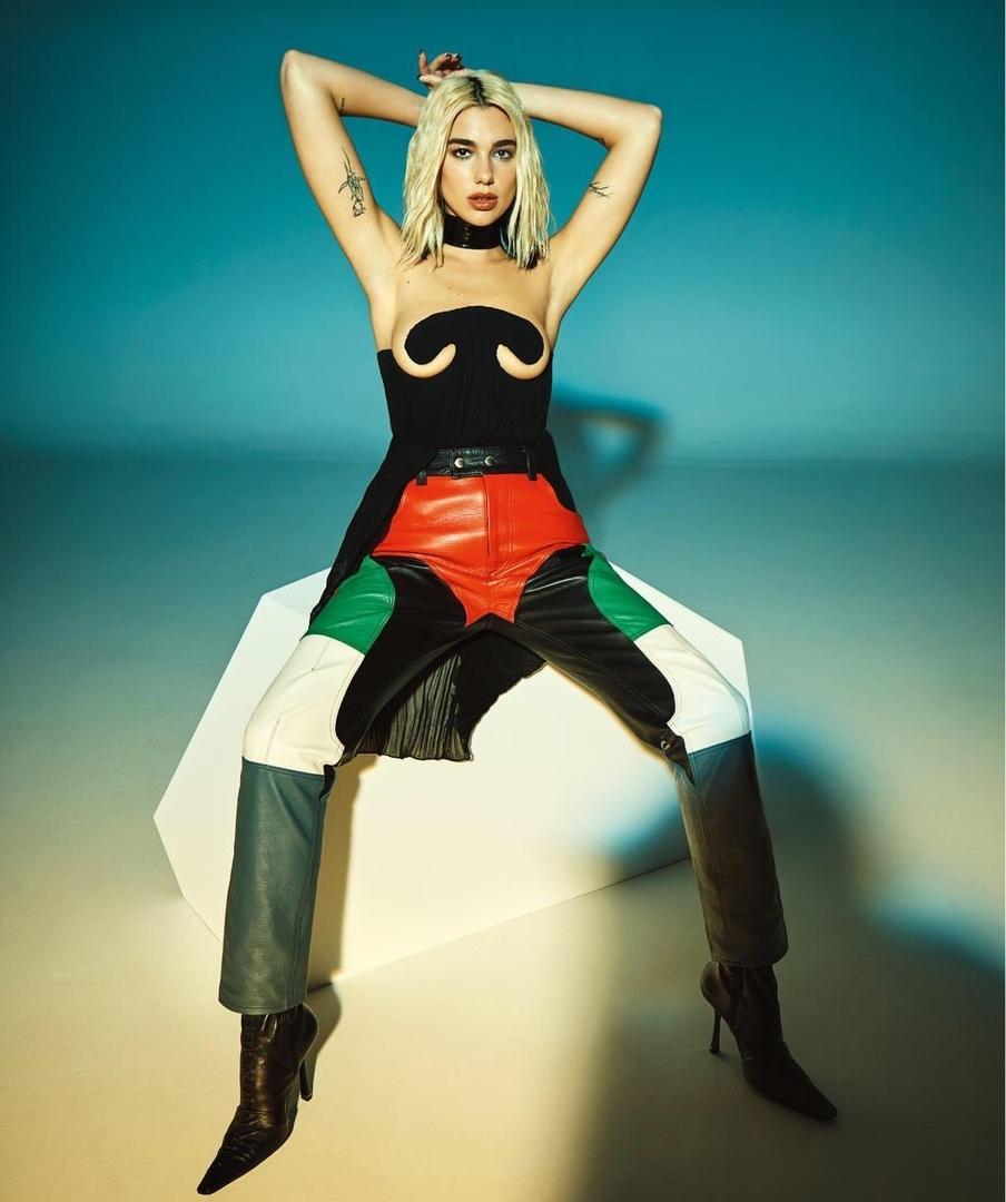 Dua Lipa Vogue Australia 7 - Фото: Дуа Липа на обложке австралийского «Vogue»