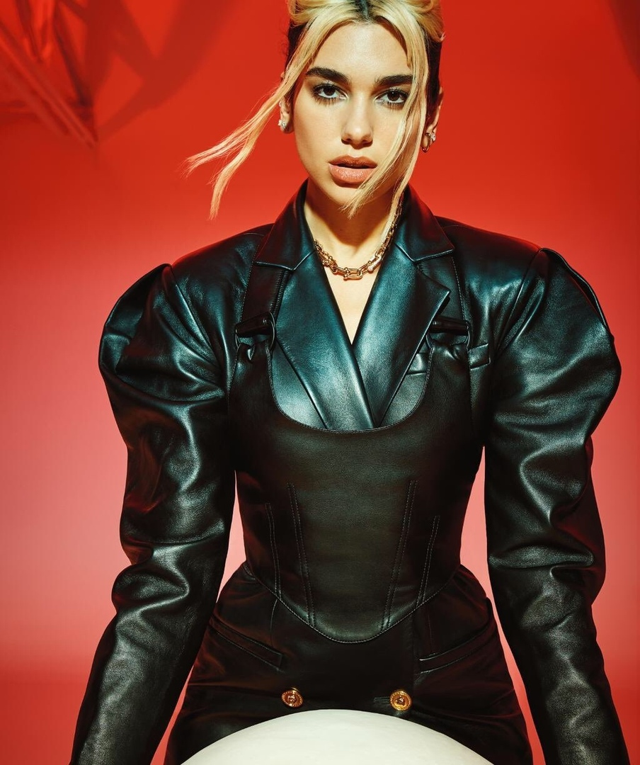 Dua Lipa Vogue Australia 8 - Фото: Дуа Липа на обложке австралийского «Vogue»