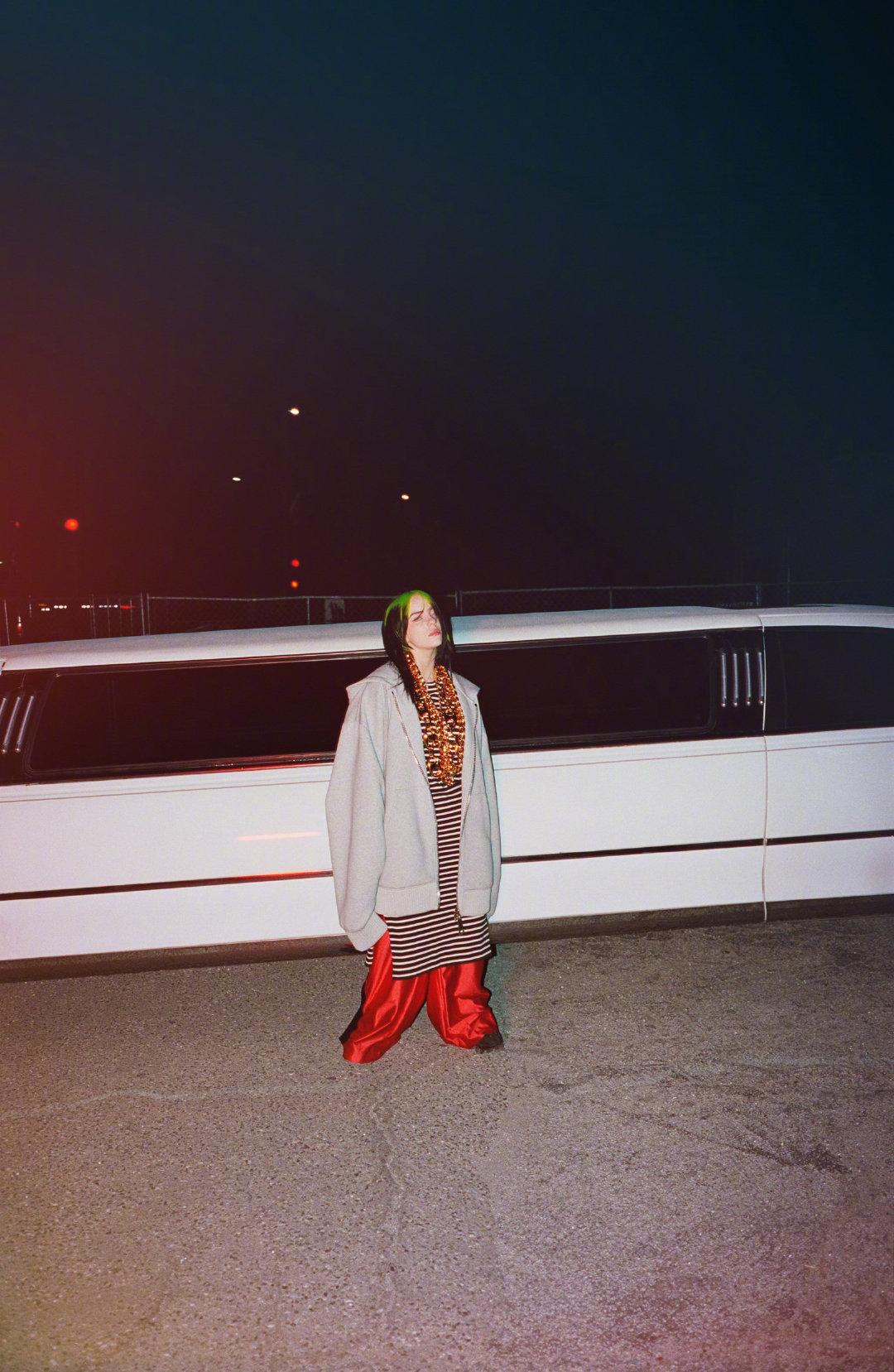 Billie Eilish Dazed 2020 3 - Фото: Билли Айлиш на обложке журнала Dazed