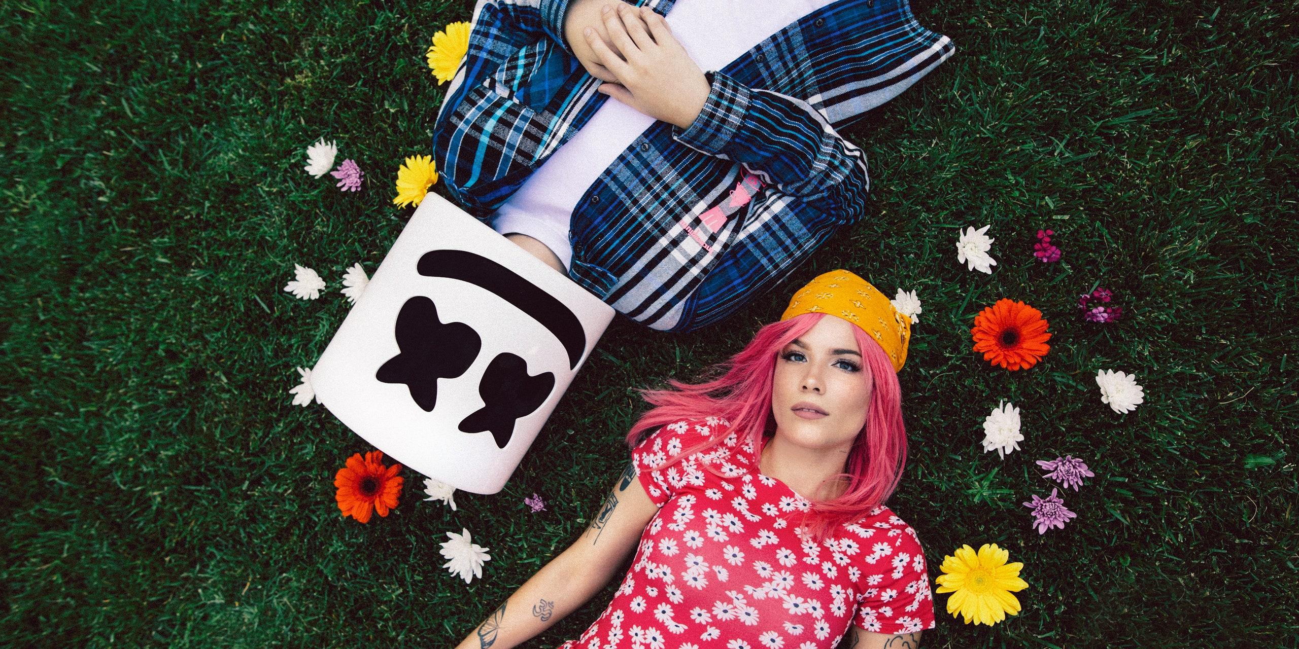 Halsey Marshmello - Marshmello & Halsey - Be Kind