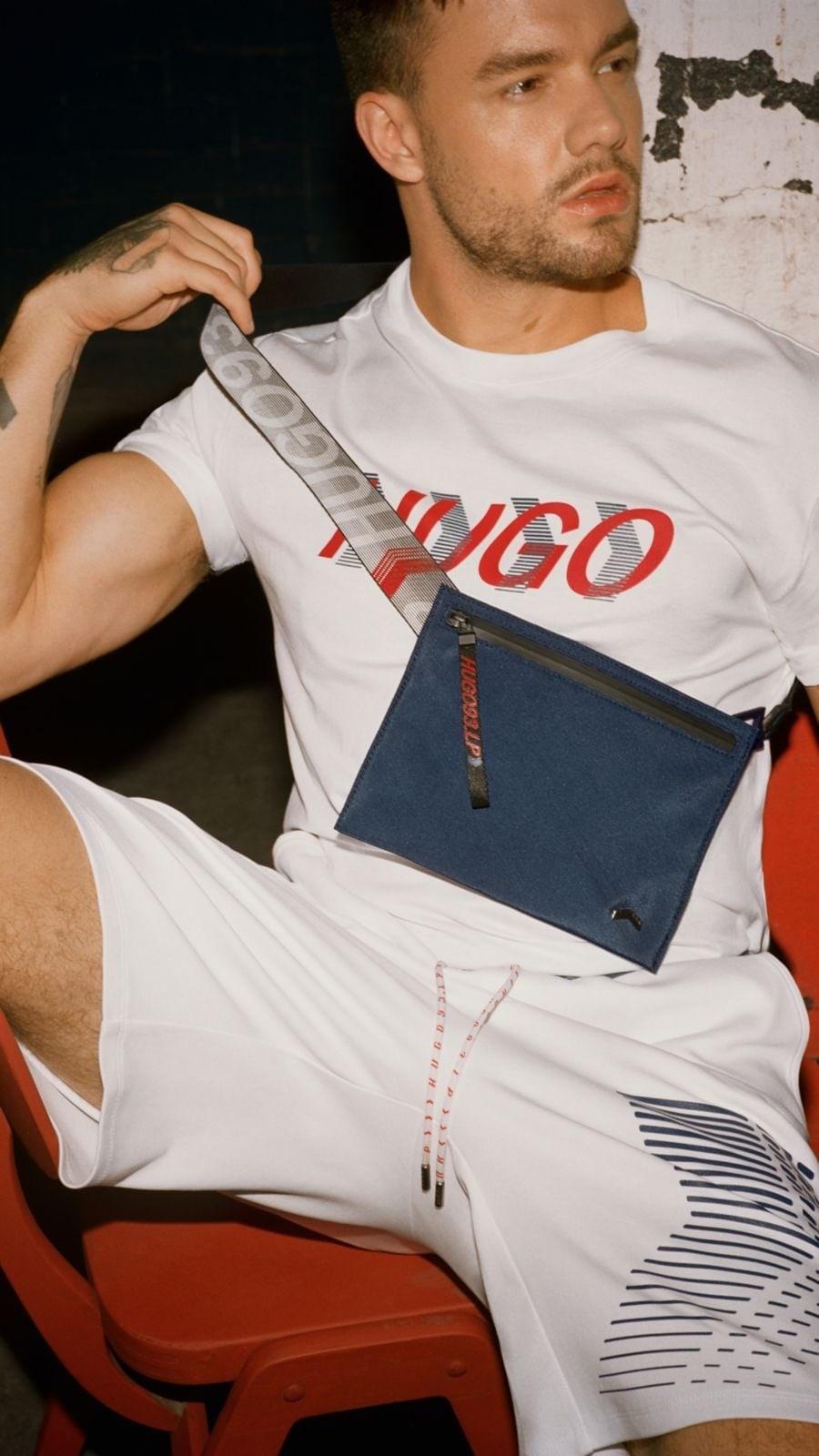 Liam Payne Hugo 2 2020 15 - Фото: Лиам Пейн для новой коллекции «Hugo»