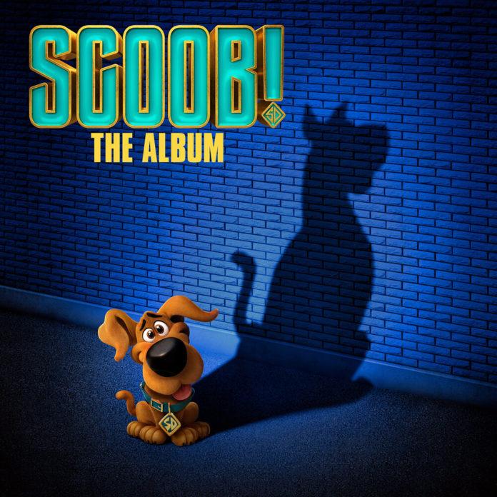 SCOOB The Album 696x696 - SCOOB! The Album (саундтрек к мультфильму «Скуби-Ду»)