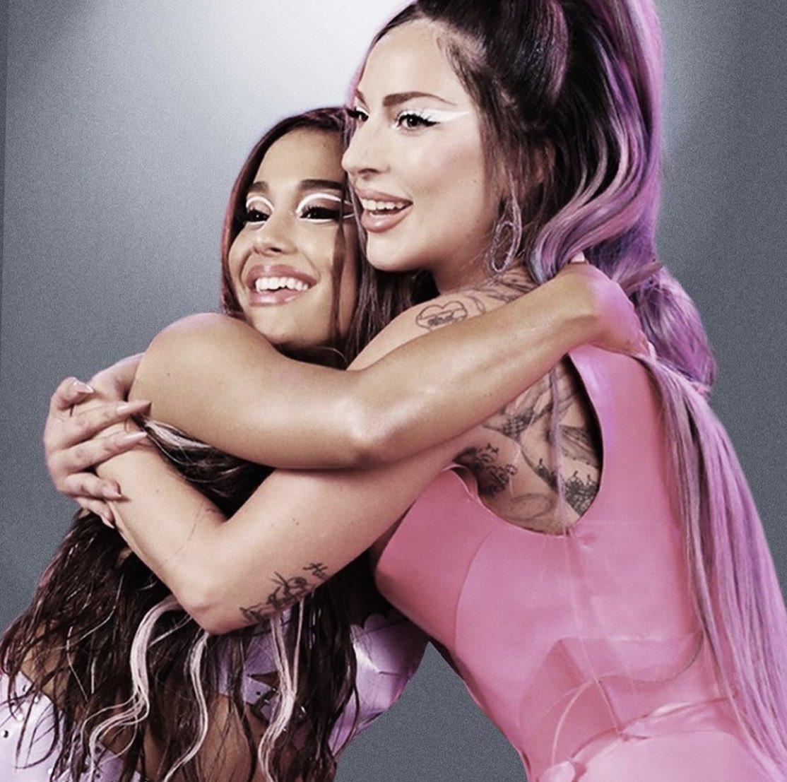 ariana gaga - 10 лучших дуэтов Lady Gaga по версии Billboard