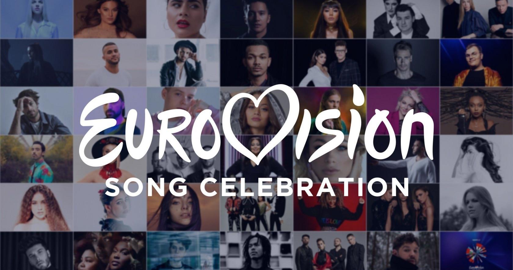 """eurovision 2020 song celebration - Неделя """"Евровидения"""". Что покажут вместо конкурса """"Евровидение-2020""""?"""